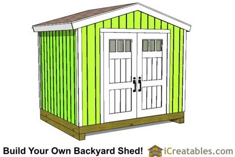 shed plans diy storage shed plans building  shed