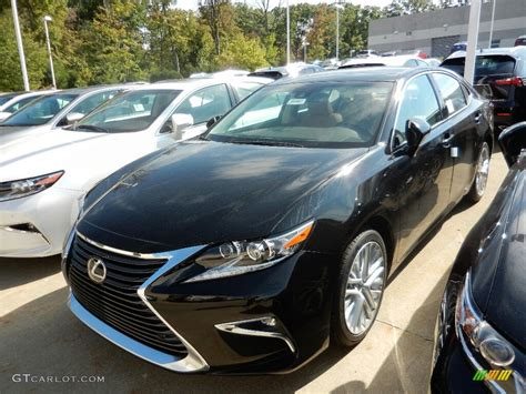 obsidian color lexus 2018 obsidian lexus es 350 122940994 photo 4 gtcarlot