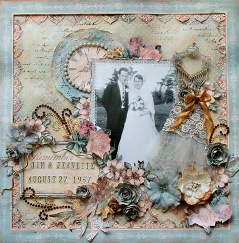 Scrapframe Scrapbook Layout A Day To Remeber 102 best wedding layouts images on scrapbook