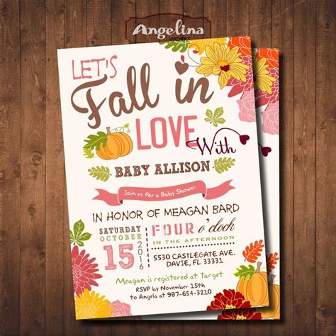 Fall Baby Shower by Best 25 Fall Baby Showers Ideas On Baby