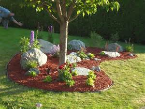 Simple Rock Garden Easy Diy Landscaping Build A Rock Garden