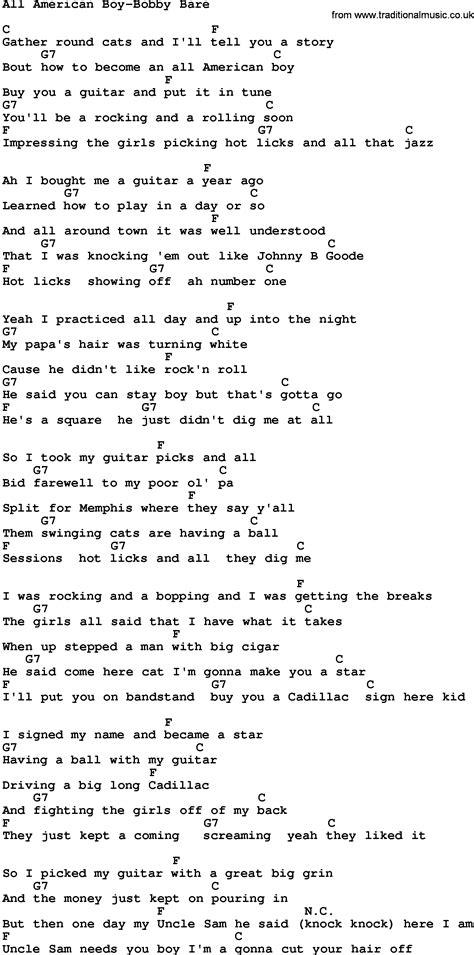 The Last American Lyrics American Boy Lyrics Lieblings Tv Shows