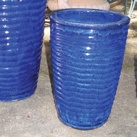 Cobalt Blue Planters by Nature Contained Wag Magazine