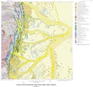 colorado geological map usgs geologic investigations series i 855 g geologic map