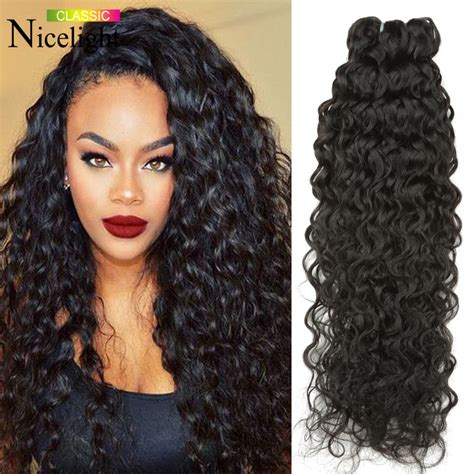 black wet n wavy hairstyles pictures ilaria hair brazilian water wave virgin hair ocean curly
