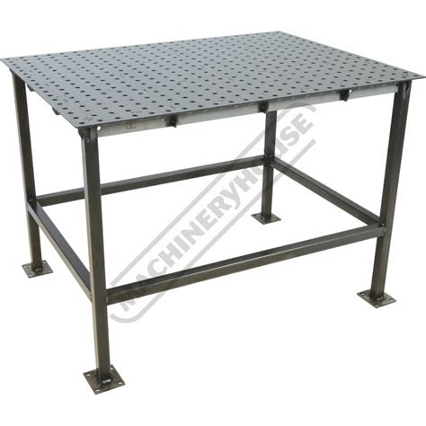 w07803 wt90120m certiflat pro 1d welding table top