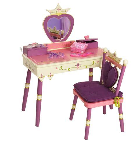 girls dresser set furniture white pink wooden girls vanity set with love