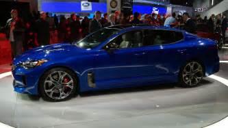 Detroit Kia Kia Performance Sedan Bows In Detroit