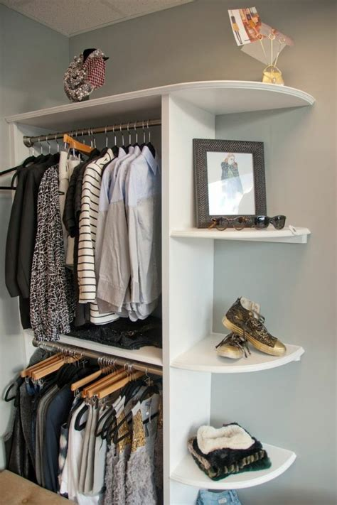 nice closets maximize the space 13 nice corner closet ideas in the