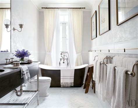 bathtub new york traditional bathroom by david flint wood ad designfile