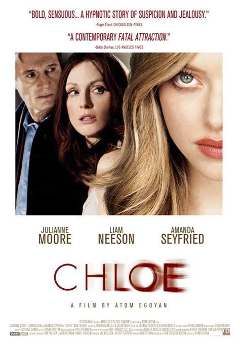 chloe movie genre chloe on dvd movie synopsis and info