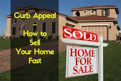 curb appeal how to sell your home fast tackling our debt