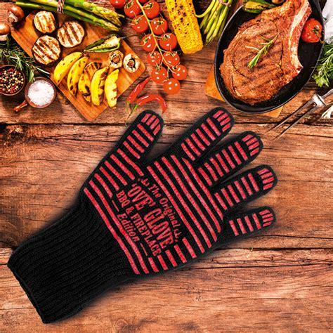 cuisine r駭ov馥 gant pour grill ove glove trendmail shop