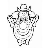 Clowns Kleurplaat &187 Animaatjesnl