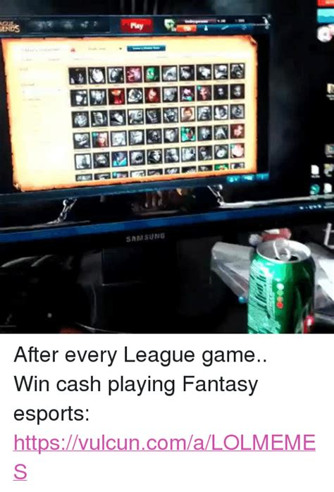 Win Money Playing Games - funny league of legends memes of 2016 on sizzle