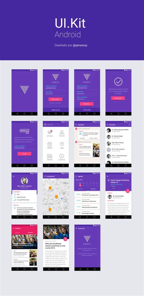pinterest layout android best 25 android design ideas on pinterest ui ux