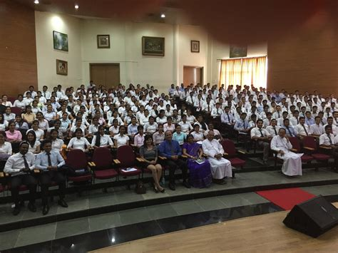 St Aloysius Mba College Mangalore by Ajcu Le Moyne College Fosters Global Jesuit Business