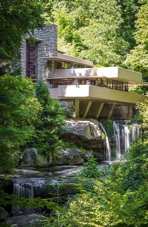 la casa sulla cascata la casa sulla cascata fallingwater dove si trova e