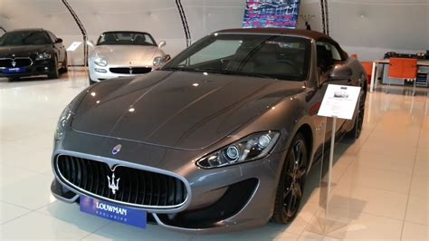 maserati granturismo 2015 interior maserati granturismo grancabrio 2015 in depth review