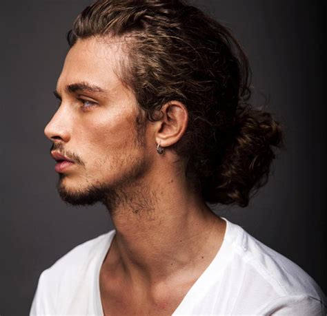 growing the man bun from short hair pictures man buns how to grow style and wear a man bun