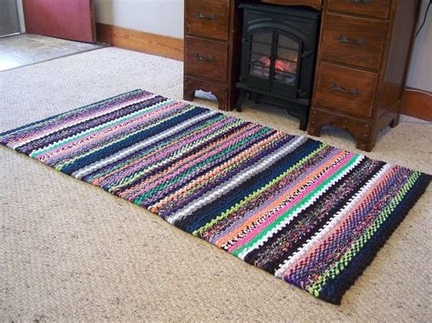 modern rag rug custom made rag rug large colorful modern design twined cotton reversible rug loomed folk by