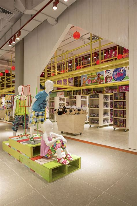 interior design toys department by dalziel and pow santiago chile