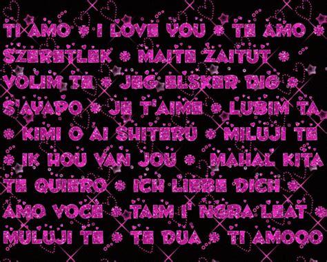 lettere per dire ti amo our our voice ti amo in tutte le lingue mondo