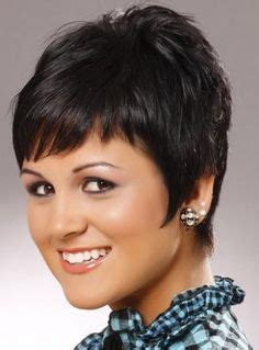 womens razor very short bob razor cut pixie hairstyles chic 2014 fashion trend short