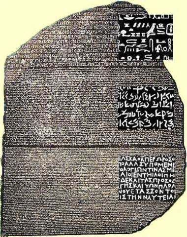 deciphering the rosetta stone how important was the discovery of the rosetta stone in
