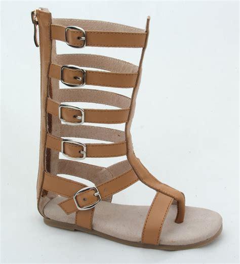 toddler gladiator sandal knee high gladiator sandals for gladiator sandal