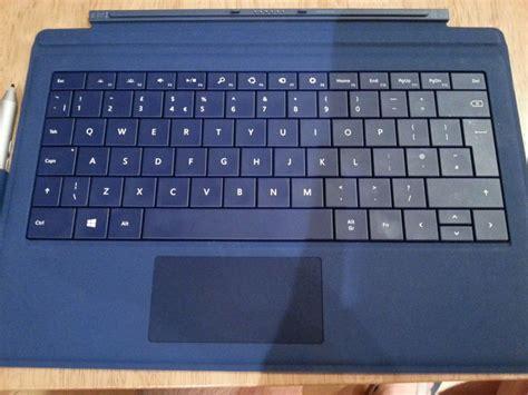 Keyboard Microsoft Surface S