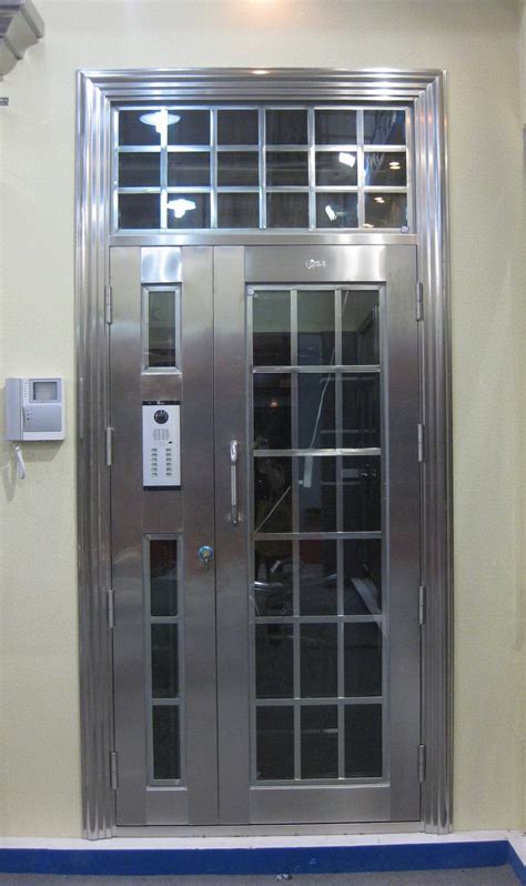 stainless steel front door china stainless steel doors afol s5022 china security