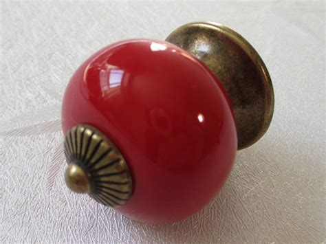 red cabinet knobs for kitchen red dresser knob drawer knobs kitchen cabinet knobs pulls