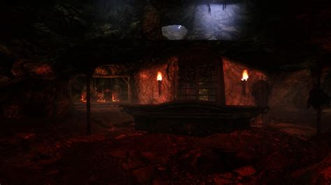 werewolf cave tutorial skyrim nexus mods and community