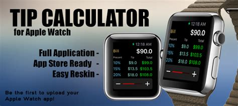 calculator on apple watch buy tip calculator for apple watch finance and