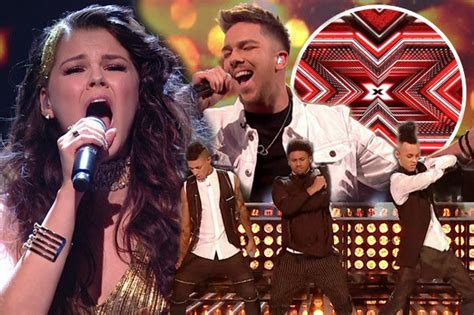 song x factor the x factor finale song choices revealed daily