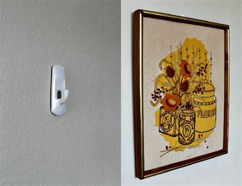 hang items on wall without nails 5 rent friendly ways to display art without damaging your