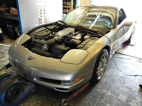 corvette c5 supercharger 1999 corvette supercharger