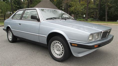 Maserati Kansas City by 1985 Maserati Bi Turbo T8 Kansas City 2013