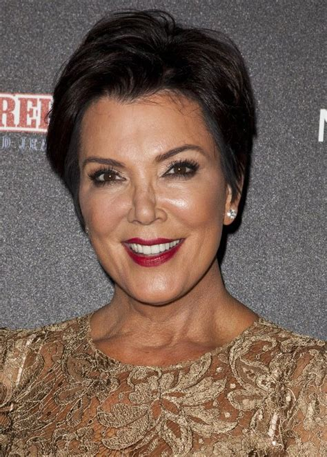 kris jenner hair and eye color kris jenner haircuts great short hair for women over 50