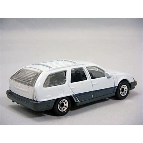 Casing Taurus matchbox mercury station wagon