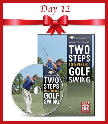 steps to a perfect golf swing 12 5 deals of christmas day 12 two steps to a perfect
