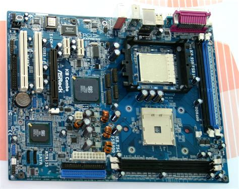 Sockel 939 Cpu by Asrock Puts Two Sockets On Motherboards Computex 2004 Early Bird Coverage Nv45 In The Flesh