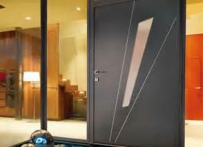 porte d entree securisee portes d entr 233 e aluminium k line le fenestron