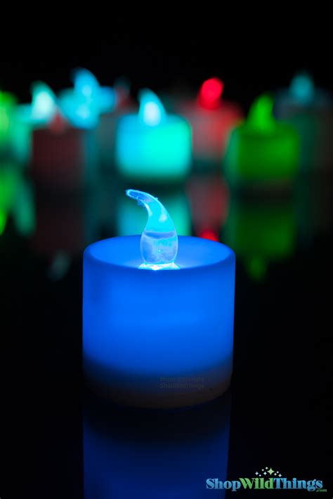 Battery Operated Candles That Change Colors by Led Color Changing Votive Candles Set Of 12 Cheap