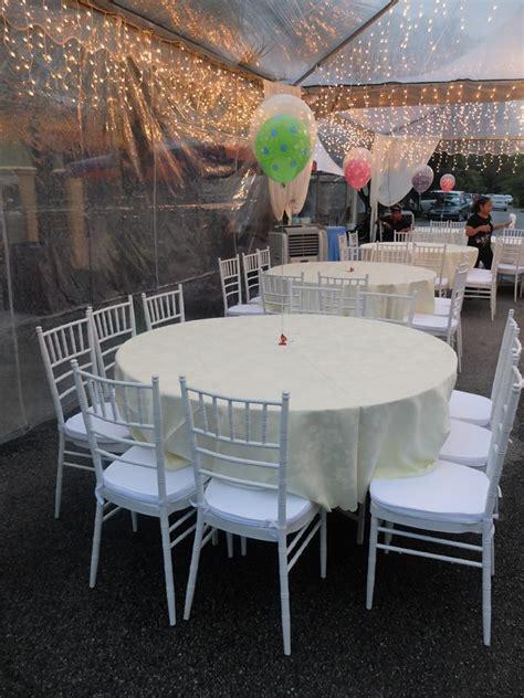 21st birthday table cloth 21st birthday setup nam kee canopy