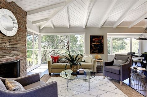 mid century modern home renovation with new rooms addition open house obsession kensington mid century modern gets a