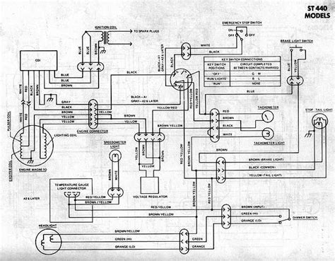 kawasaki kz1000 ltd wiring diagram get free image about