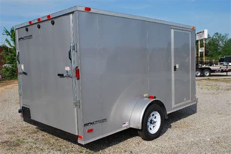 Used Shed Trailer by Used Cargo Trailers Used Shed Utility Trailers For Sale