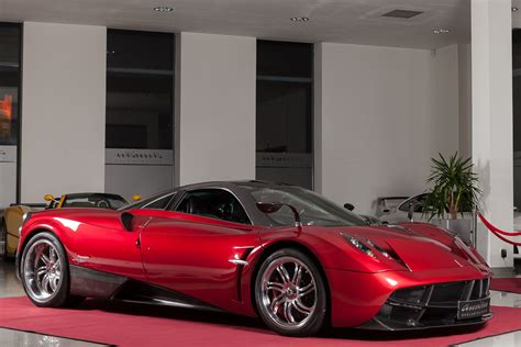 pagani huayra red stunning red pagani huayra will set you back 2 6 million